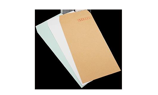 長形3号封筒のサンプル