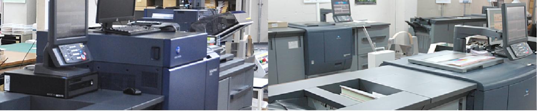 ハイエンドモデルのオンデマンド印刷機